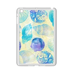 Seashells Ipad Mini 2 Enamel Coated Cases by DanaeStudio