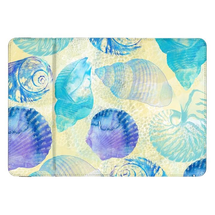 Seashells Samsung Galaxy Tab 8.9  P7300 Flip Case