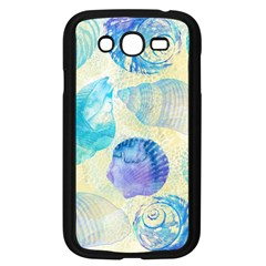 Seashells Samsung Galaxy Grand Duos I9082 Case (black) by DanaeStudio