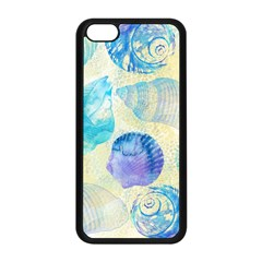 Seashells Apple iPhone 5C Seamless Case (Black)