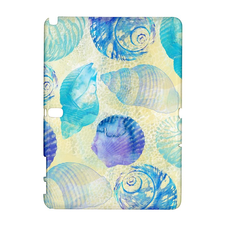 Seashells Samsung Galaxy Note 10.1 (P600) Hardshell Case