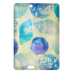 Seashells Amazon Kindle Fire Hd (2013) Hardshell Case by DanaeStudio
