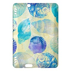 Seashells Kindle Fire Hdx Hardshell Case by DanaeStudio