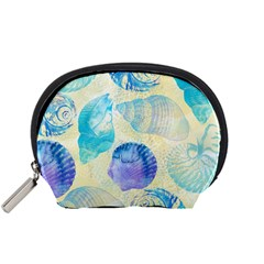 Seashells Accessory Pouches (Small)