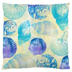 Seashells Standard Flano Cushion Case (One Side)