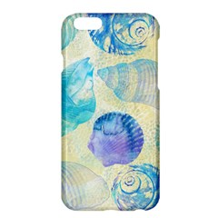 Seashells Apple Iphone 6 Plus/6s Plus Hardshell Case by DanaeStudio