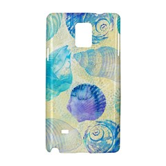 Seashells Samsung Galaxy Note 4 Hardshell Case