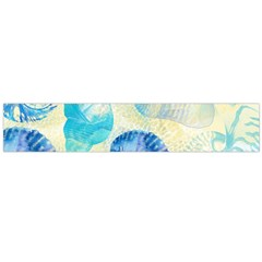 Seashells Flano Scarf (Large)
