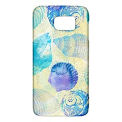 Seashells Galaxy S6 by DanaeStudio
