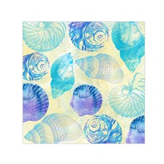 Seashells Small Satin Scarf (Square)