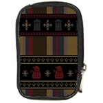 Tardis Doctor Who Ugly Holiday Compact Camera Cases