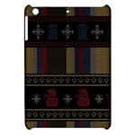 Tardis Doctor Who Ugly Holiday Apple iPad Mini Hardshell Case
