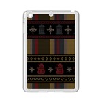 Tardis Doctor Who Ugly Holiday iPad Mini 2 Enamel Coated Cases