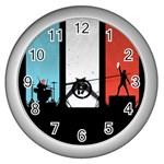 Twenty One 21 Pilots Wall Clocks (Silver)