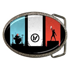 Twenty One 21 Pilots Belt Buckles by Onesevenart