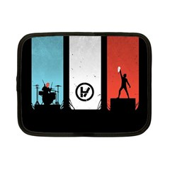 Twenty One 21 Pilots Netbook Case (small)  by Onesevenart