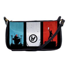 Twenty One 21 Pilots Shoulder Clutch Bags by Onesevenart