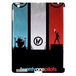 Twenty One 21 Pilots Apple iPad 3/4 Hardshell Case (Compatible with Smart Cover)