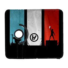 Twenty One 21 Pilots Samsung Galaxy S  Iii Flip 360 Case by Onesevenart