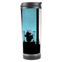 Twenty One 21 Pilots Travel Tumbler by Onesevenart