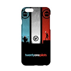 Twenty One 21 Pilots Apple Iphone 6/6s Hardshell Case by Onesevenart