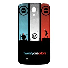 Twenty One 21 Pilots Samsung Galaxy Mega I9200 Hardshell Back Case by Onesevenart