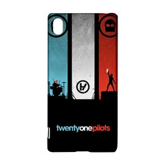 Twenty One 21 Pilots Sony Xperia Z3+ by Onesevenart