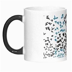 Twenty One Pilots Birds Morph Mugs by Onesevenart