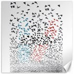 Twenty One Pilots Birds Canvas 20  x 20