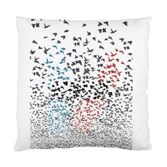 Twenty One Pilots Birds Standard Cushion Case (one Side) by Onesevenart