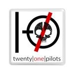 Twenty One Pilots Skull Memory Card Reader (Square)