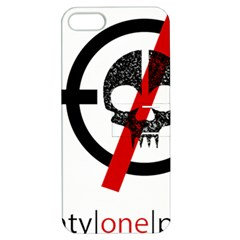 Twenty One Pilots Skull Apple Iphone 5 Hardshell Case With Stand by Onesevenart