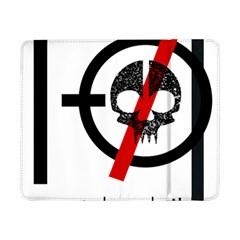 Twenty One Pilots Skull Samsung Galaxy Tab Pro 8 4  Flip Case by Onesevenart
