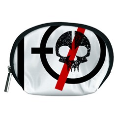 Twenty One Pilots Skull Accessory Pouches (medium)  by Onesevenart