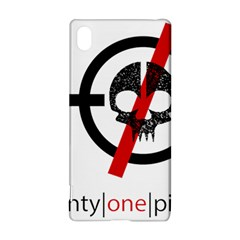 Twenty One Pilots Skull Sony Xperia Z3+ by Onesevenart