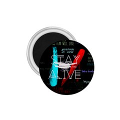 Twenty One Pilots Stay Alive Song Lyrics Quotes 1 75  Magnets by Onesevenart