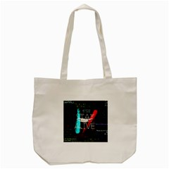 Twenty One Pilots Stay Alive Song Lyrics Quotes Tote Bag (cream) by Onesevenart
