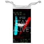 Twenty One Pilots Stay Alive Song Lyrics Quotes Jewelry Bags
