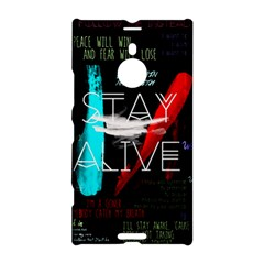 Twenty One Pilots Stay Alive Song Lyrics Quotes Nokia Lumia 1520 by Onesevenart