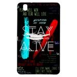 Twenty One Pilots Stay Alive Song Lyrics Quotes Samsung Galaxy Tab Pro 8.4 Hardshell Case