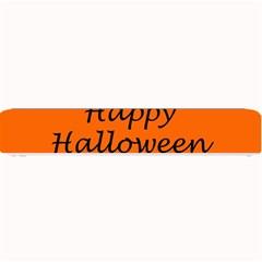 Happy Halloween   Owls Small Bar Mats by Valentinaart