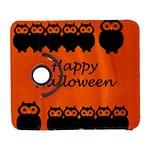 Happy Halloween - owls Samsung Galaxy S  III Flip 360 Case Front