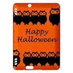 Happy Halloween - owls Kindle Fire HDX Hardshell Case