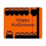 Happy Halloween - owls Samsung Galaxy Tab Pro 8.4  Flip Case Front