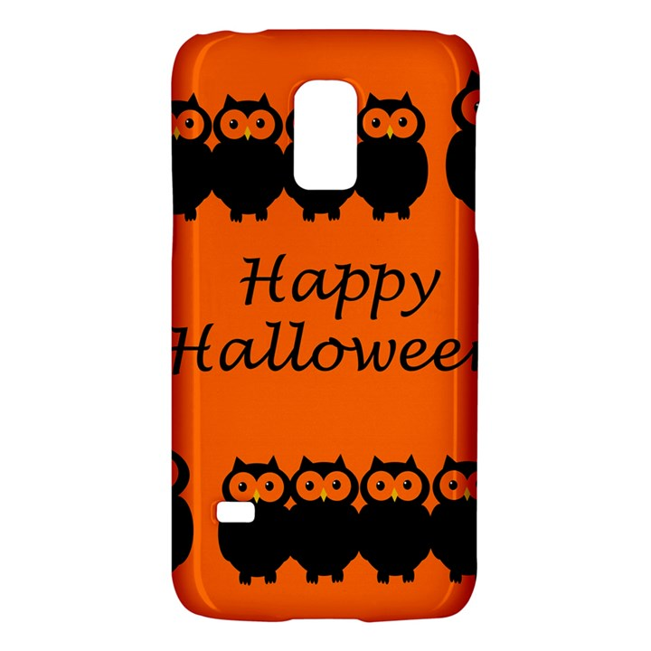 Happy Halloween - owls Galaxy S5 Mini