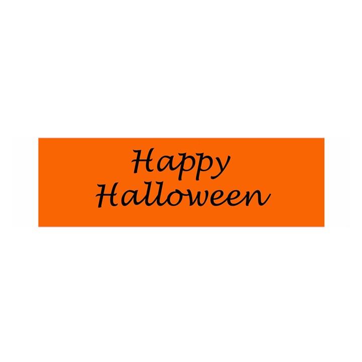 Happy Halloween - owls Satin Scarf (Oblong)
