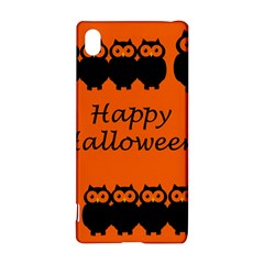 Happy Halloween   Owls Sony Xperia Z3+