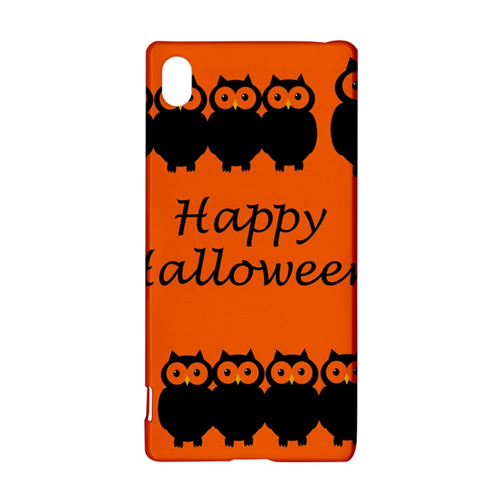 Happy Halloween - owls Sony Xperia Z3+