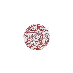 Twenty One Pilots Tear In My Heart Soysauce Remix 1  Mini Magnets by Onesevenart
