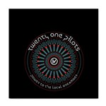 Twenty One Pilots Tile Coasters